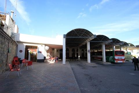 1291 Priego estacion de autobuses