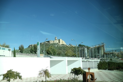 1304 Alcala la Real en autobus-M