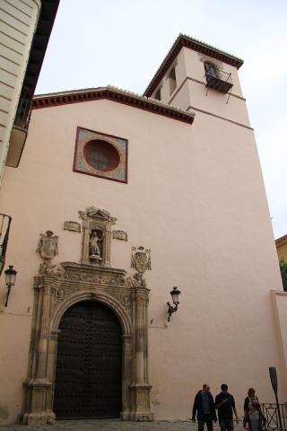 1390 Iglesia Imperial de San Matias