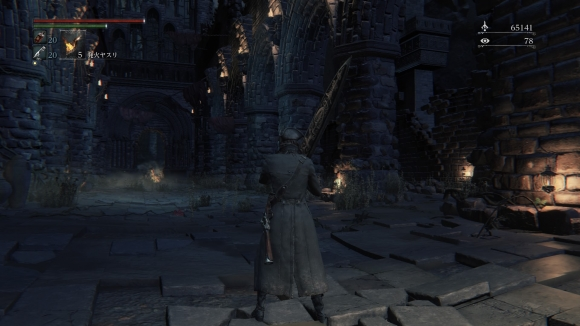 Bloodborne® The Old Hunters Edition_20151221191511