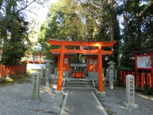 20151212_02熊野速玉大社八咫烏神社