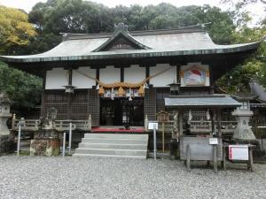 20151212_16闘鶏神社拝殿