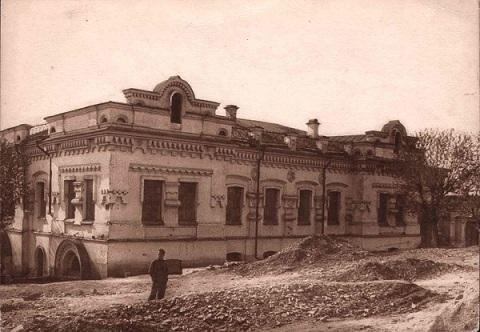 イパチェフ館(1928年撮影)