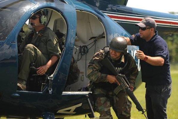 コスタリカの警察 3