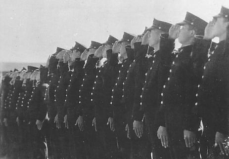 1942年当時の予科練生