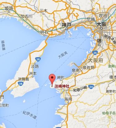 淡嶋神社 2 島