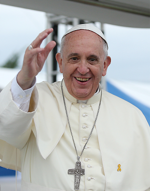 第266代ローマ教皇 フランシスコ