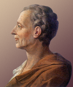 モンテスキューの肖像