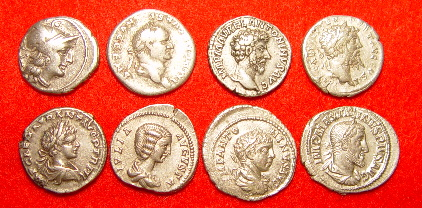 デナリウス銀貨