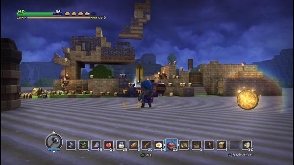 PS4 PS3 PSVITA ドラゴンクエストビルダーズ プレイ日記 メルキド編 ゴーレム