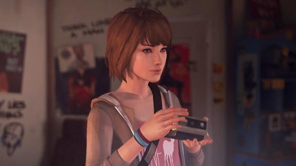 PS4 ライフ イズ ストレンジ スクエアエニックス 3月3日発売 日本語吹き替え