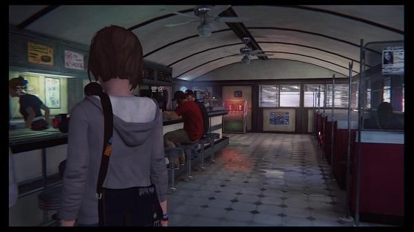 PS4 ライフイズストレンジ 人生は奇妙である LIFE IS STRANGE プレイ日記 マックス クロエ オレゴン州