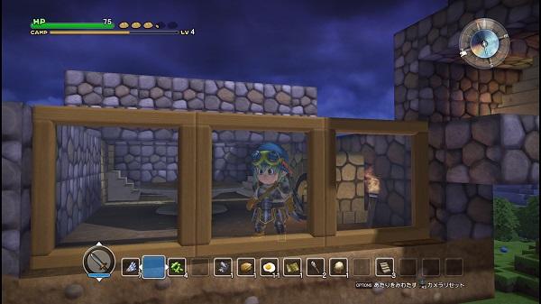 PS4 PS3 PSVITA ドラゴンクエストビルダーズ マインクラフト メルキド