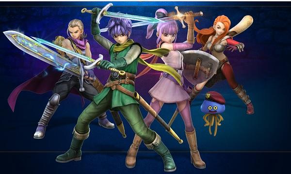 DRAGONQUEST PS4 PS3 PSVITA ドラゴンクエストヒーローズII 双子の王と予言の終わり