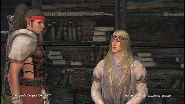 DDON PS4 PS3 ドラゴンズドグマオンライン dragonsdogma on-line プリースト 修練 つらい