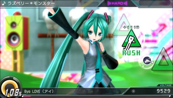 PSVITA PSVITATV 初音ミク project DIVA-X 3月24日発売 リズムゲーム 音ゲー クエスト