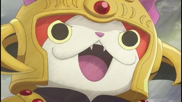 妖怪ウォッチ ゲームアニメ アイドル伝説モヒ子 アイドル伝説えり子 北斗の犬 コマさん