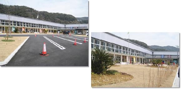 道の駅 保田小学校2