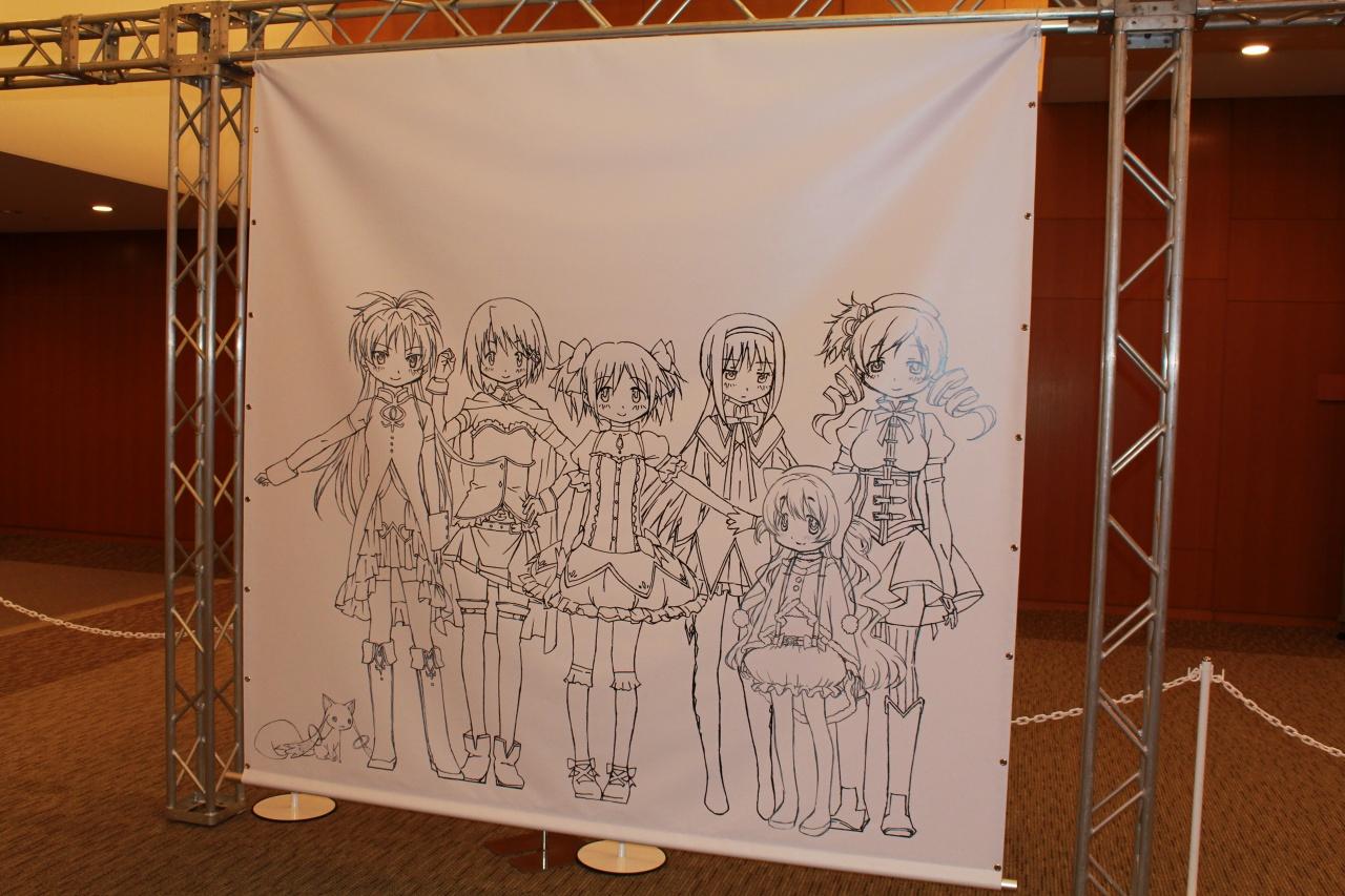 パピヨンの日記_20151227_MADOGATARI展_12