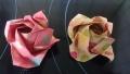 20150618折り紙バラ