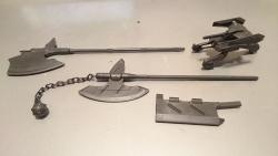 ブルワーズ武器セット