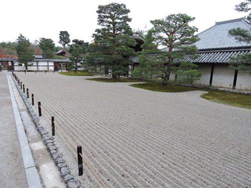 02天龍寺庭園