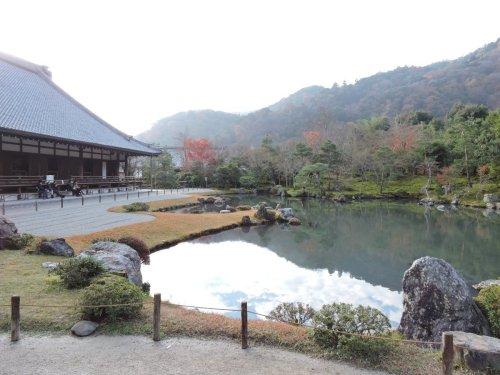 03天龍寺庭園