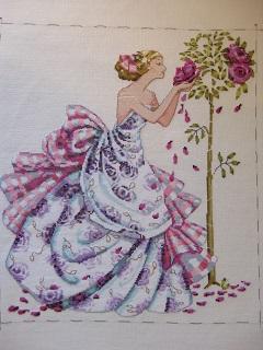 Rose of Provence バックst終