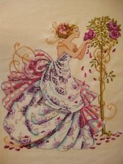 Rose of Provence 完成320