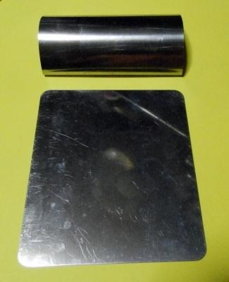 ジョイントの作成 ステンレス板0.5mm