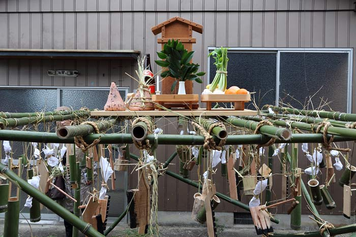 高田 亥の子暴れ祭り1