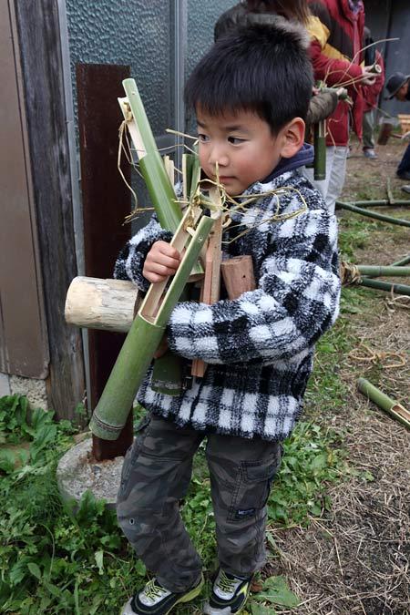 高田 亥の子暴れ祭り3