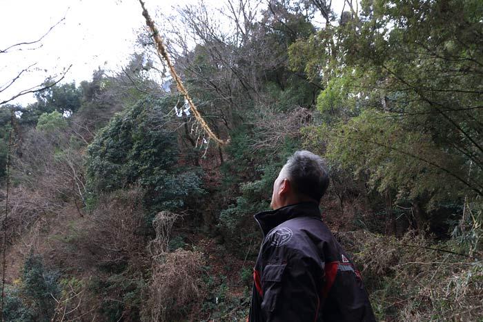 八坂神社 おんだ祭・綱かけ祭7