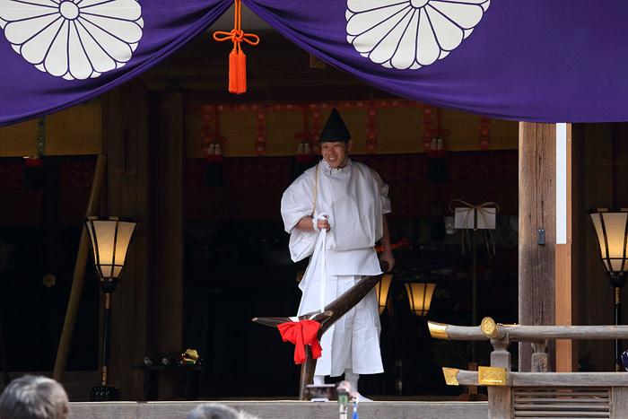 大神神社 おんだ祭1