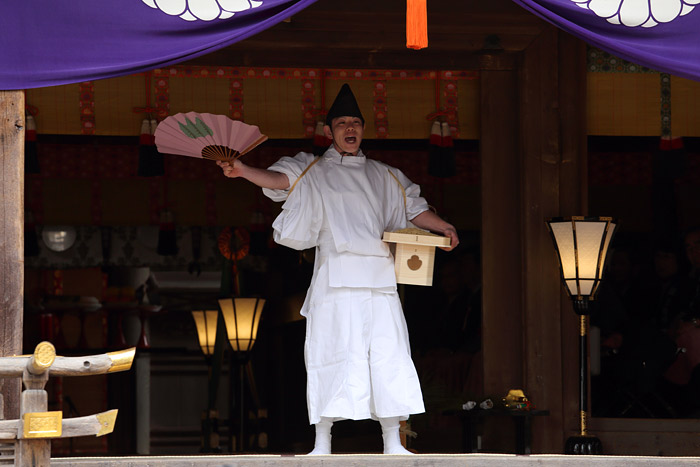 大神神社 おんだ祭2