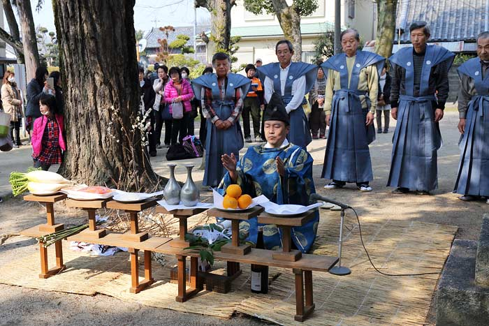 八坂神社 華鎮祭1