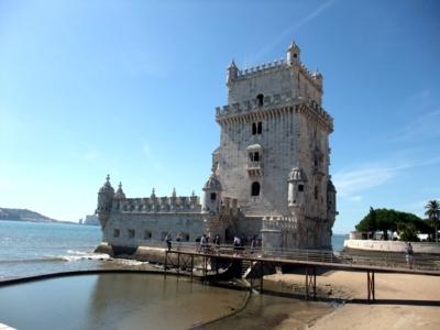 ポルトガル205ベレンの塔