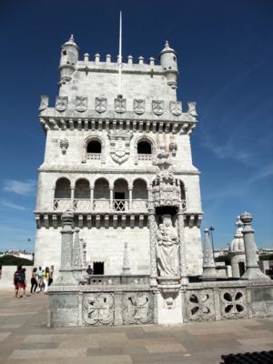 ポルトガル206ベレンの塔
