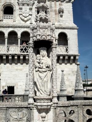 ポルトガル209ベレンの塔