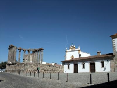 ポルトガル236ディアナ神殿