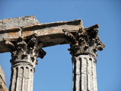 ポルトガル238ディアナ神殿