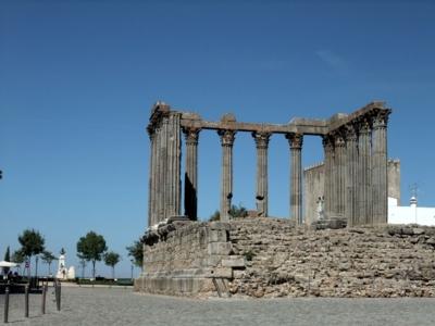 ポルトガル240ディアナ神殿