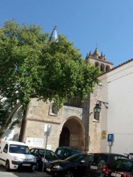 ポルトガル254エヴォラ大聖堂