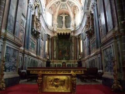 ポルトガル257エヴォラ大聖堂