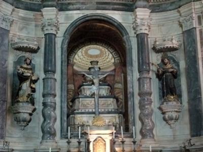 ポルトガル266サンフランシスコ教会