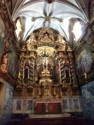 ポルトガル267サンフランシスコ教会