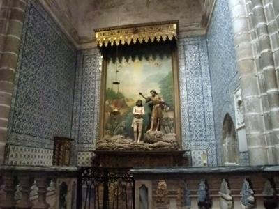 ポルトガル269サンフランシスコ教会