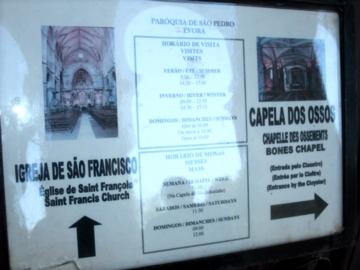 ポルトガル270サンフランシスコ教会