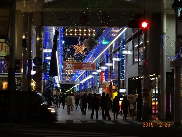 一番街 イルミ 2015