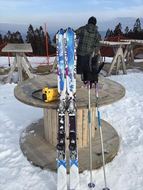 五ヶ瀬スキー場 4